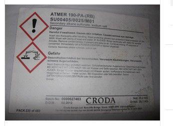 英国禾大抗静电剂代理商上海凯茵化工有限公司专注于进口一线品牌原料