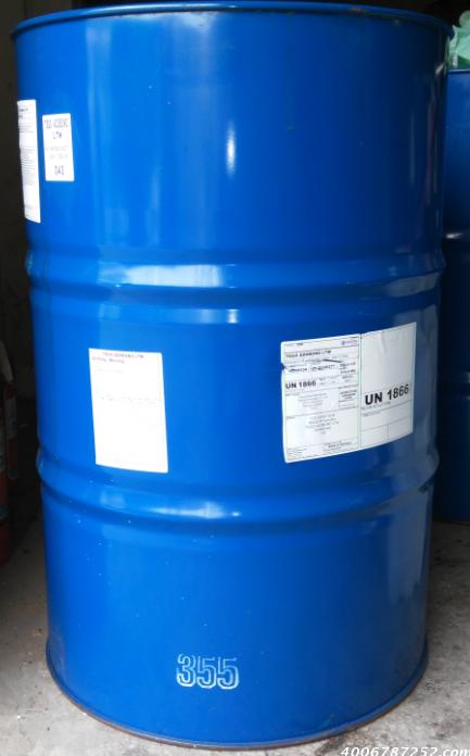 于溶剂型配方的辅助树脂,其化学成分为特殊改性的聚酯树脂二甲苯溶液