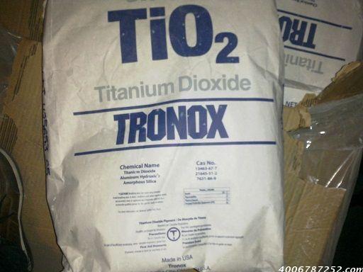 美国特诺(科美基)钛白粉TRONOX CR-834
